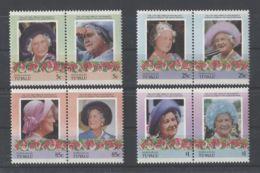 Tuvalu Nukulaelae - 1985 Queen Mother MNH__(TH-6502) - Tuvalu