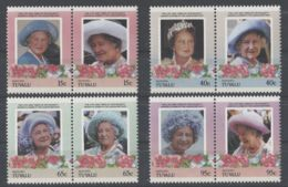 Tuvalu Vaitupu - 1985 Queen Mother MNH__(TH-2035) - Tuvalu