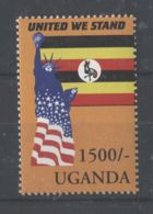 Uganda - 2002 Terrorist Attack MNH__(TH-3848) - Uganda (1962-...)