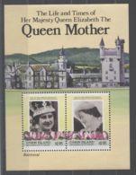 Union Island - 1985 Queen Mother Block (1) MNH__(TH-8350) - St.Vincent Und Die Grenadinen