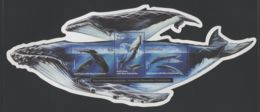 Vanuatu - 2001 Protect The Whales Block MNH__(THB-592) - Vanuatu (1980-...)