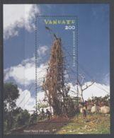 Vanuatu - 2003 Country Plunge Block MNH__(TH-261) - Vanuatu (1980-...)