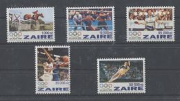 Zaire - 1996 Atlanta MNH__(TH-6463) - 1990-96: Neufs