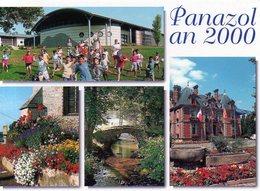 87 - PANAZOL - Multi-vues An 2000 Ed Mediat - Panazol