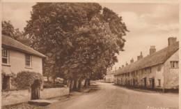 England Postcard Devon Otterton Village - Other