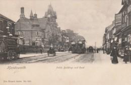 England Postcard Warwickshire Handsworth English - Altri