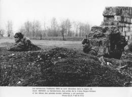 """Militaire -""""Manoeuvres FAIDHERBE'68' Rég.LILLE-AMIENS.""""Gend.-2ème Rég.M."""" § """"Cross-Country à MEZIDON 'Calvados 'en 68"""" - - Guerre, Militaire"""