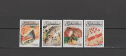 Gibraltar 2005 Michel 1122-1125 Europa CEPT, Food, Catering Set Of 4 MNH - Gibraltar
