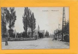 OOSTMALLE-MALLE: MIDDENPUNT-MET VOLK - Malle
