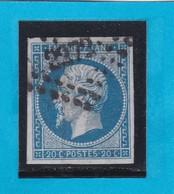 N° 14 A  -  PC 2272   NIMES   ( 29 )  GARD   - REF 1447 - 1853-1860 Napoleon III