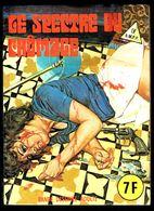 """""""SERIE NOIRE - N° 33: Le Spectre Du Chômage"""" - Editions ELVIFRANCE - Paris. - Erotic (Adult)"""