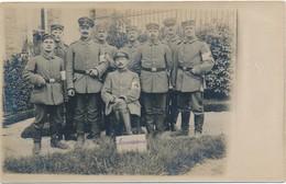 Sommesous / 1914-18 / Carte Photo - Châlons-sur-Marne