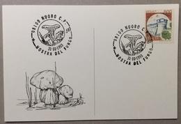 1993 NUORO MOSTRA DEL FUNGO / Pilze / Muschroom - Manifestazioni