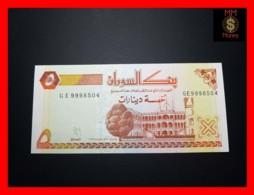 SUDAN 5 Dinars 1993 P. 51 UNC - Sudan
