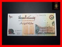 SUDAN 100 Dinars 1994 P. 55  UNC - Sudan