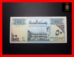 SUDAN 50 Dinars 1992 P. 54 B  AU - Sudan