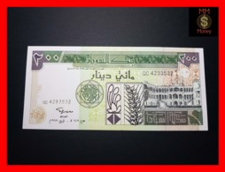 SUDAN 200 Dinars 1998 P. 57 A  UNC - Soudan