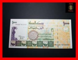 SUDAN 1.000 1000 Dinars 1996 P. 59 A  UNC - Sudan