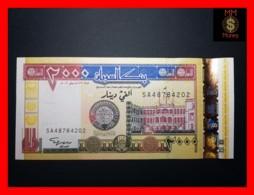 SUDAN 2.000 2000 Dinars 2002 P. 62   UNC - Soudan