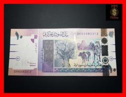 SUDAN 10 £ 9.7.2006 P. 67  UNC - Sudan