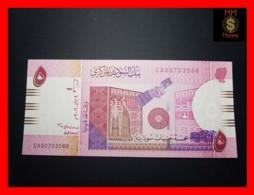 SUDAN 5 £ 9.7.2006 P. 66  UNC - Soudan
