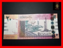 SUDAN 20 £ 9.7.2006 P. 68  UNC - Soudan