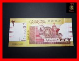 SUDAN 2 £ 2011 P. 71 A  UNC - Sudan
