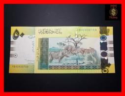 SUDAN 50 £ 9.7.2006 P. 69  UNC - Sudan