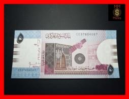SUDAN 5 £ 2011 P. 72 A  UNC - Soudan