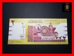 SUDAN 2 £ 2015 P. 71 B  UNC - Soudan