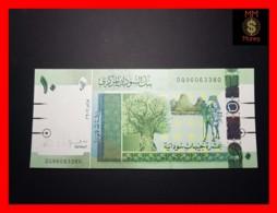 SUDAN 10 £ 2011 P. 73 A  UNC - Soudan