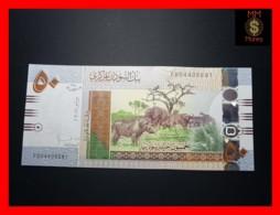 SUDAN 50 £ 2011 P. 75 A  UNC - Soudan