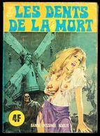 """SERIE BLEUE - N° 34: Les Dents De La Mort"" - Editions ELVIFRANCE - Paris. - Erotic (Adult)"