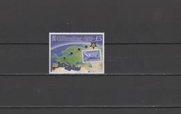 Gibraltar 2005 Michel 1138 50th Anniv. Of Europa CEPT Stamps, Space 5 Pound Stamp MNH - Gibraltar