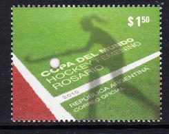2010 Argentina Field Hockey Complete Set Of 1 MNH - Argentinien