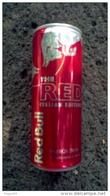 Lattina Italia - Energy Drink Red Bull - 33 Cl. -  Edizione Italiana Limitata - Latas