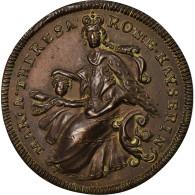Allemagne, Médaille, Römisch, Deutsches Reich, Franz I, TTB+, Bronze Clad - Altri
