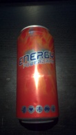 Lattina Italia - Energy Power Drink - 33 Cl. -  ( Lattine-Cannettes-Cans-Dosen-Latas ) - Latas