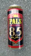 Lattina Italia - Birra Pals - 50 Cl. -  ( Lattine-Cannettes-Cans-Dosen-Latas ) - Latas
