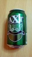 Lattina Italia - Birra AXT - 33 Cl -  ( Lattine-Cannettes-Cans-Dosen-Latas) - Latas