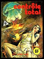 """SERIE ? - N° 11: Contrôle Total"" - Editions ELVIFRANCE - Paris. - Erotic (Adult)"