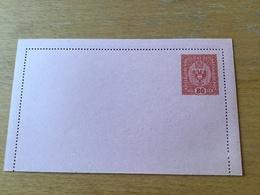 KS3 Österreich Ganzsache Stationery Entier Postal RK 14 - Entiers Postaux