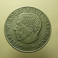 Sweden 1 Kronor 1967 Silver - Sweden