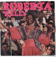 """Roberta Kelly (1977)  """"Love Sign  -  Funky Stardust"""" - Vinyl-Schallplatten"""