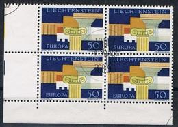 Liechtenstein Y/T 381 (0) In Blok Van 4. - Liechtenstein