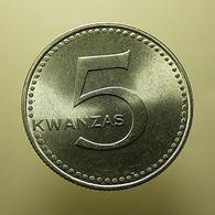Angola 5 Kwanzas 1977 - Angola