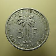 Belgian Congo 5 Francs 1956 - Congo (Belga) & Ruanda-Urundi