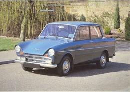 DAF 33   (1968)  -   Voiture Hollandais   -  Carte Postale Modern - PKW