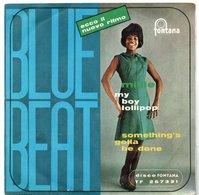 """Millie (anni 70)  """"Something's Gotta Be Done  -  My Boy Lollipod"""" - Vinyl-Schallplatten"""