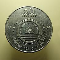 Cabo Verde 50 Escudos 1994 Macelina - Cap Vert